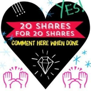 COPY - Sharing 20 for 20